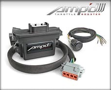 Superchips 38861 Amp'D Throttle Booster Kit with Power Switch