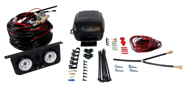 Air Lift 25812 LOAD CONTROLLER II; ON-BOARD AIR COMPRESSOR CONTROL SYSTEM