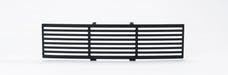Putco 87182 EcoBoost Grille Stainless Steel - Black Bar