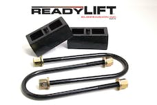 ReadyLift 66-1102 Leaf Spring Axle U-Bolt Kit