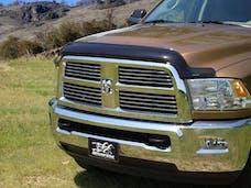 Stampede Automotive Accessories 2264-2 Vigilante Premium Hood Protector, Smoke