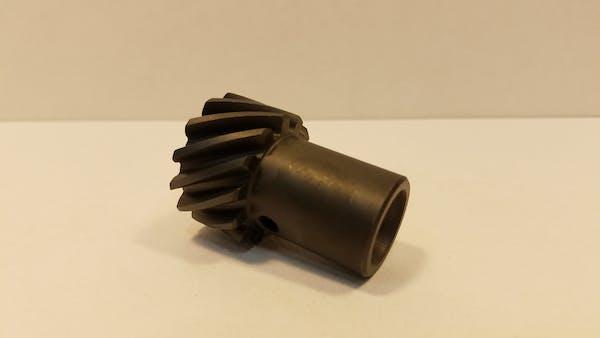 100-4709 Melonite Distributor Gear, CHEVY V-8 LH .500 to .501