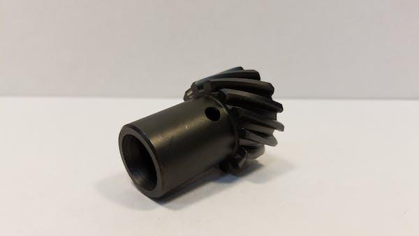 100-5189 Melonite Distributor Gear, Chevy MSD .501 shaft +.012