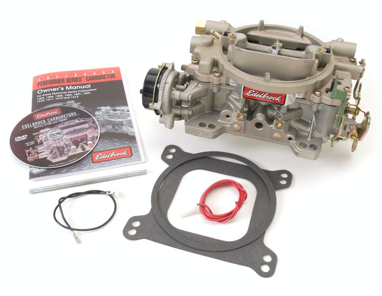 Edelbrock 1485 CALIBRATION KIT Automotive Carburetors & Parts ...