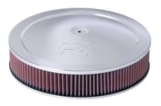 K&N 60-1264 Round Air Filter Assembly