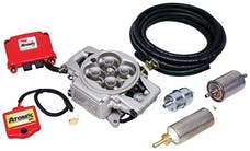 MSD Performance 2900 Atomic EFI Kit with Fuel Pump (Master Kit)
