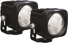 Vision X 9138015 Optimus Series Prime Square Black 1 10w LED 20° Medium Kit Of 2 Lights