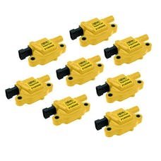 ACCEL 140043-8 SuperCoil Ignition Coil, 8pk