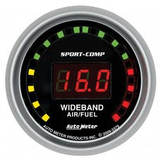 "AutoMeter Products 3379 2-1/16"" Sport Comp Street Wideband"