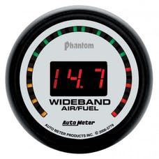 "AutoMeter Products 5779 2-1/16"" Phantom Street Wideband"