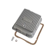 B&M 70260 Cast Aluminum Automatic Transmission Oil Pan