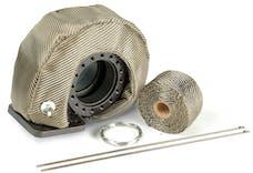 DEI 010145 Turbo Shield Kit - T4 - Titanium