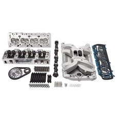 Edelbrock 2058 PWR PKG TOP END KIT PERF RPM 400-500 BB OLDSMOBILE TBD+ HP