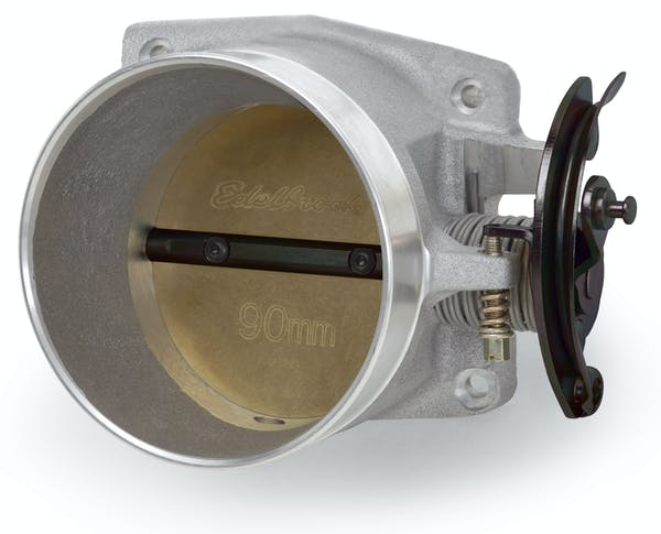 Edelbrock 3818 THROTTLE BODY 90MM PRO FLO XT FORD STYLE