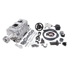 Edelbrock 15201 E-Force RPM Supercharger System, Polished Finish
