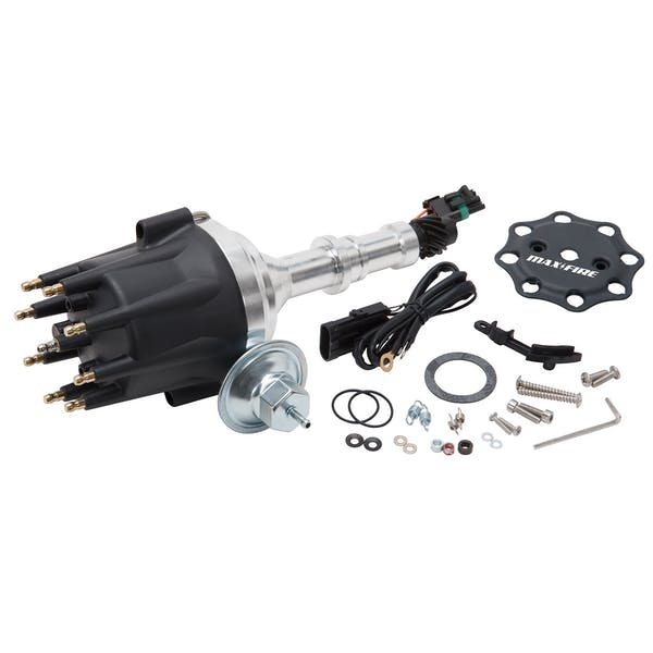 Edelbrock 22760 Max Fire Ready to Run Distributor