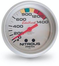 Edelbrock 73802 81 Nitrous System Nitrous Pressure Gauge