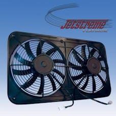 """Maradyne MJS22K Jetstreme II Platinum Shroud - Dual 12"""" 225w Fans - with MFA100 & 111 Harnesses"""