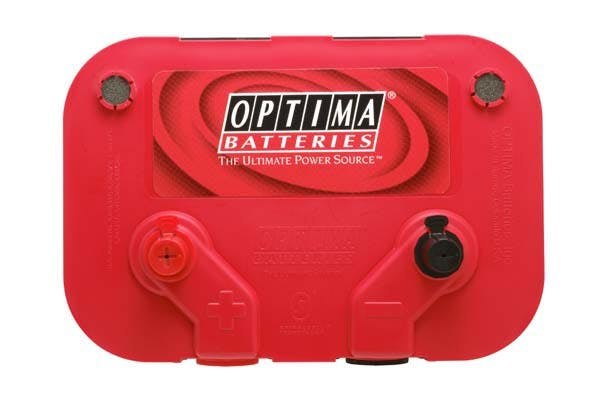 OPTIMA Batteries 8004-003 Group 34/78 Red Top Un-Boxed