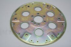 PRW 1835001 FLEXPLATE, CHROMOLY, SFI, CHEV 1957-85, 90 V6, 168T, Early, Int Bal