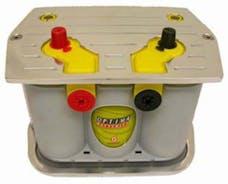 RPC (Racing Power Company) R6323 Alum optima battery tray styl 34/78 bm