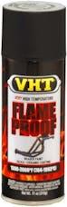 VHT SP102 Flat Black Flameproof™ Coating  Very High Temp