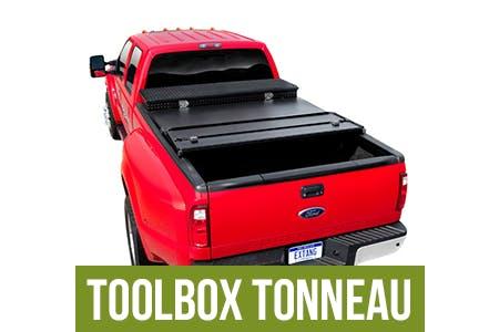 Toolbox Tonneau