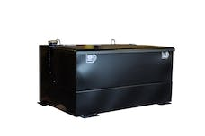 Better Built 29211585 Black Steel Transfer Tank 75 Gallon Combo