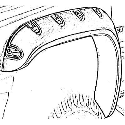 Fender Flares