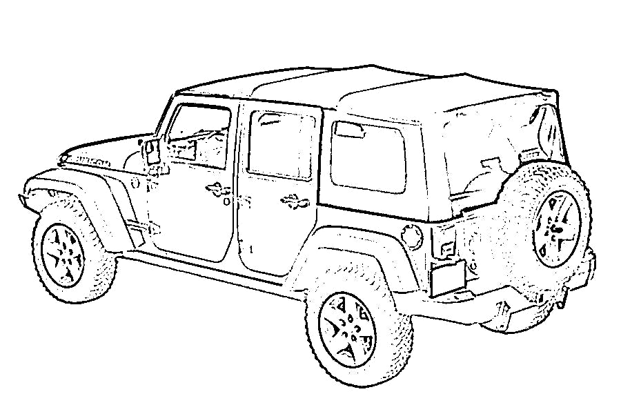 Jeep - Soft Tops