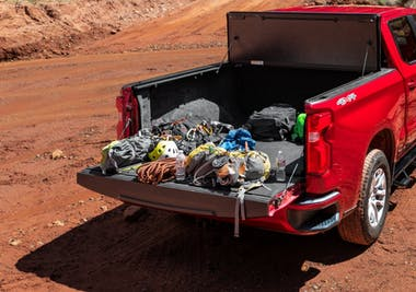 Truck Bed and Tailgate