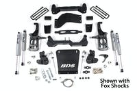 BDS Suspension 719H 4.5in Front /2in Rear Block