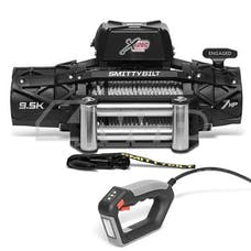 Smittybilt XRC Gen3 12K Winch with Steel Cable - 97612