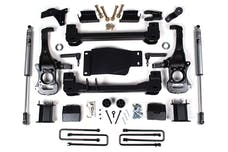 "Zone Off Road C42N 2019-2020 Chevy/GMC Silverado/Sierra 1500 Trucks 4"" Suspension Lift Kit"