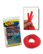 ACCEL 2007RD SLEEVING KIT-RED