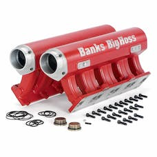 Banks Power 42733 Big Hoss Intake Manifold Syst-2001-15 GM 6.6L
