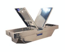 Better Built 74010846 60in. Crossover Two Lid; UNIVERSAL Truck Tool Box