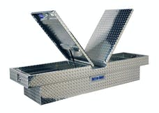 Better Built 74010861 60in. Crossover Two Lid Truck Tool Box