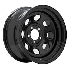 Pro Comp Steel Wheels 97-7973F Rock Crawler Series 97 Black Monster Mod Wheel