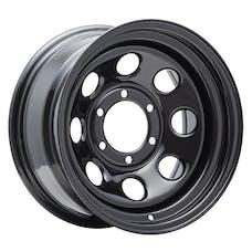 Pro Comp Steel Wheels 97-7983 Rock Crawler Series 97 Black Monster Mod Wheel