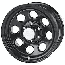 Pro Comp Steel Wheels 97-7983S3.5 Rock Crawler Series 97 Black Monster Mod Wheel