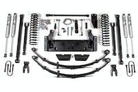 BDS Suspension 1434FS 8.5in Front - LA/ 8in Rear - Chrysler w/Fox Shox - Jeep Cherokee XJ