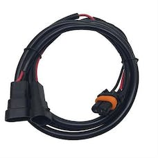 Advanced Accessory Concepts 2005 TRIGGER 36 in. Y Connector Harness 12 Gauge