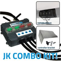 Advanced Accessory Concepts 2100JK Trigger 4 Channel Switch Combo Kit