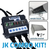 Advanced Accessory Concepts 3001JK Trigger 6 Channel Switch Combo Kit