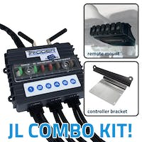 Advanced Accessory Concepts 3001JL Trigger 6 Channel Switch Combo Kit