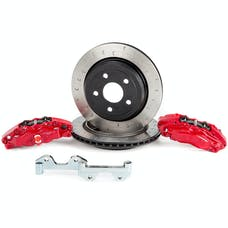 "Alcon BKR5059D12 - BRAKE KIT, JEEP JL REAR, DANA 44, 5X5"", 4 PISTON CALIPERS, 330X22MM ROTORS"