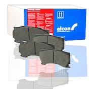 Alcon PNS4450X703.4 - JEEP JK WRANGLER REAR BRAKE PADS
