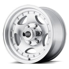 "American Racing AR236885 - AR-23 - Size 16""x8"", Bolt Pattern 5x5.5, Offset (0mm), Backspacing 4.5"" - Machined"