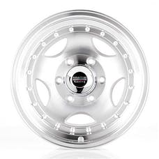 "American Racing AR235865 - AR-23 - Size 15""x8"", Bolt Pattern 5x4.5"", Offset (-19mm), Backspacing 3.75"" - Machined"